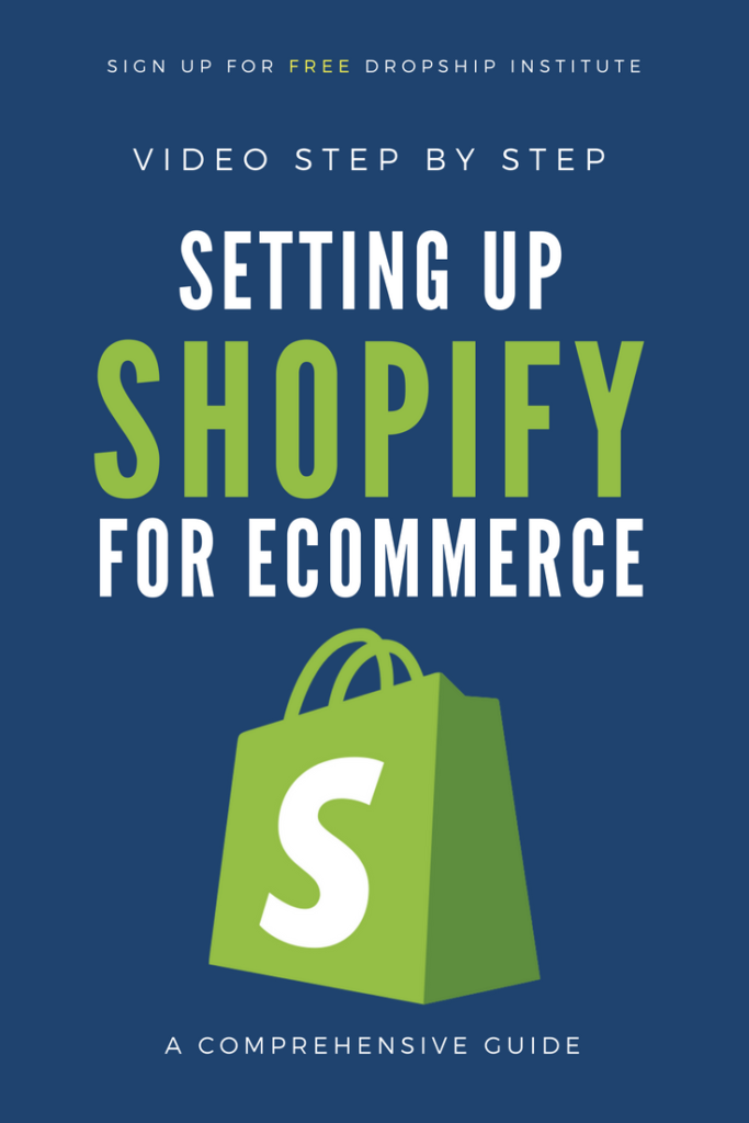Free Shopify Dropshipping Course - Easy eCommerce Wins
